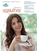 Chefredaktion + Produktion Kundenmagazin für MORAVAN
