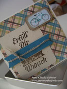 Geldgeschenkbox zum Geburtstag - Beitrag zu einer geführten Biketour