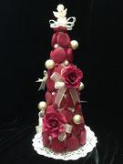 #マカロンタワー#手作りウェディング#ウェディング小物#結婚式#名古屋マカロンタワー#クリスマス#名古屋プリザーブドフラワー#プリフラ