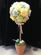#トピアリー #手作りウェディング#ウェディング小物#結婚式#こだわりウェディング 参考価格 ¥8,000(税別)