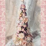 #マカロンタワー#手作りウェディング#ウェディング小物#結婚式#名古屋マカロンタワー#こだわりウェディング   参考価格¥18,000(税別)