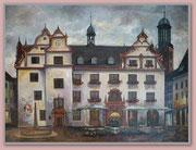 Altes Rathaus - abgegeben