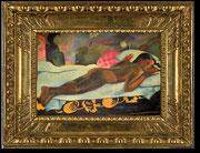 Gauguin nachempfunden