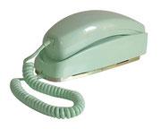 TELEFONO GONDOLA VERDE AGUA / REF: TLF- 005 / 1 Unidad / Arriendo: $ 10.000  / Garantía: $ 40.000
