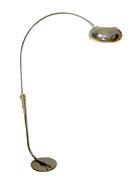LAMPARA DE PIE CROMADA  / REF: LAMP-006 / Medidas:  / 1 Unidad / Arriendo: $ 20.000  / Garantía: $ 100.000