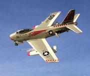 North American FJ3 Fury;Rareplanes