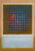 Quadratraster (106x153 cm)