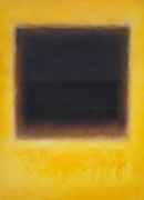 Braunes Quadrat (100x140 cm)
