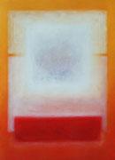 Weiss Rot (110x157 cm)