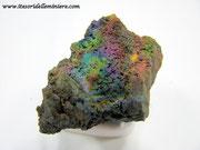 Goethite iridescente,Monte Arsiccio (LU)