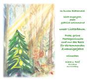 2019 Lichterbaum