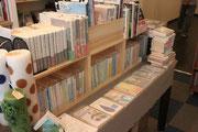 日本文学、世界文学のセレクトも。