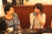 奥さんの絵美さん。第77回の石井誠さん特集でも出演していただきました。