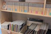 江戸川乱歩全集も絶版。ここには全巻揃っています。