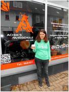 Athina Willke hat ihren B-Führerschein seit dem 19.10.15!