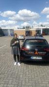 Maniza Saidi hat ihren B Führerschein seit dem 04.08.2020!