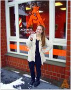 Sarah Stalinski hat ihren B-Führerschein seit dem 20.01.16!