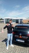 Tal Kujaj hat seinen B Führerschein seit dem 24.06.2019!