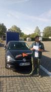 Lars Wöhler hat seinen BE Führerschein seit dem 14.07.2020!