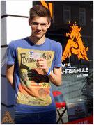 Lukas Haase hat seinen B-Führerschein seit dem 04.08.15!