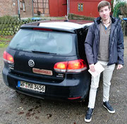 Tim Kaulbars hat seinen B Führerschein seit dem 18.11.16