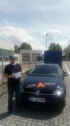 Berthold Paul Althoff hat seinen BE Führerschein seit dem 14.07.2020!