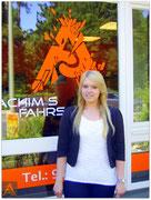 Justine Zepezauer hat ihren B-Führerschein seit dem 30.06.15!