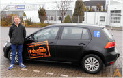 Florian Arendt hat seinen B-Führerschein seit dem 15.01.16!