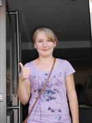 Corinna Hemp hat ihren B-Führerschein seit dem 05.09.13!
