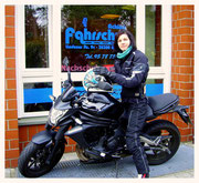 Constanze Evers hat ihren A2-Führerschein seit dem 31.03.14!