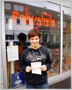 Dennis Kreith hat seinen B-Führerschein seit dem 09.04.14!