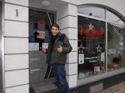 Jan Vahldiek hat seinen B-Führerschein seit dem 05.12.13!