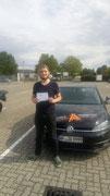 Fynn Hagen Roloff hat seinen BE Führerschein seit dem 14.07.2020!