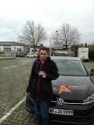 Barbara Teufl-Dörner hat ihren B Führerschein seit dem 10.02.2020!