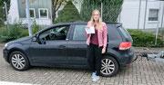 Finja Rademacher hat ihren BE Führerschein seit dem 13.10.16