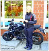 Katharina Zimmermann hat ihren A2S-Führerschein seit dem 05.06.15!