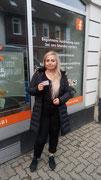 Anne Meerheimb hat ihren B Führerschein seit dem 13.10.2020!