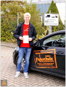 Dennis Müller hat seinen BE-Führerschein seit dem 25.09.15!