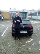 Waldemar hat seinen B Führerschein seit dem 26.01.2021!
