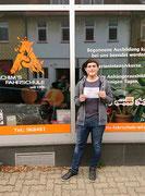 Alexander Moenning hat seinen B Führerschein seit dem 14.10.16