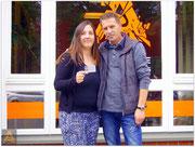 Larissa Jama hat ihren B-Führerschein seit dem 19.08.15!