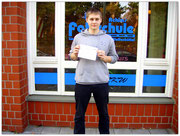 Thorge Ecklebe hat seinen B-Führerschein seit dem 16.02.15!