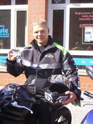 Michael Bothe hat seinen A-Führerschein seit dem 13.08.13!