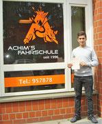 Schechhaso Arabyan hat seinen B Führerschein seit dem 06.06.2017