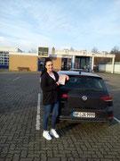 Mailin hat ihren B Führerschein seit dem 25.01.2021!