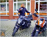 Sven Labs hat seinen A2S-Führerschein seit dem 21.10.15!