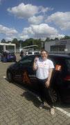 Alin Lautenschläger hat ihren B Führerschein seit dem 04.08.2020!
