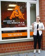 Sophia Schober hat ihren B Führerschein bestanden!