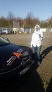 Eshraga Mahmoud hat ihren B Führerschein seit dem 15.04.2019!