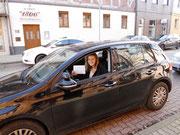 Ruth Thiemann hat ihren B-Führerschein seit dem 14.11.13!